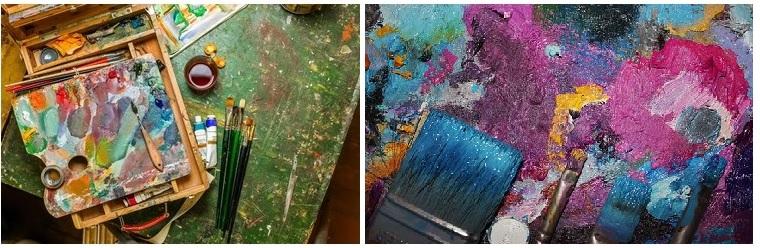 Quelle est la meilleure technique peinture entre Huile et Acrylique ?