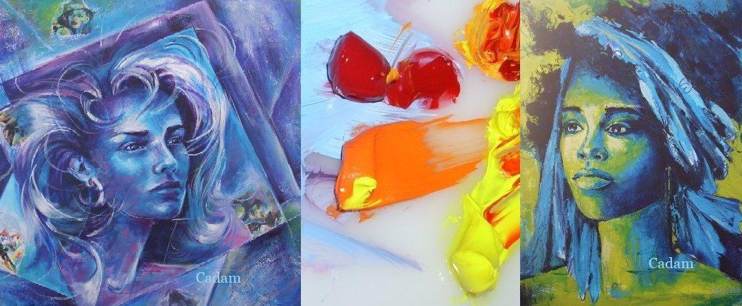 Comment choisir sa technique de peinture : Huile ou Acrylique ?