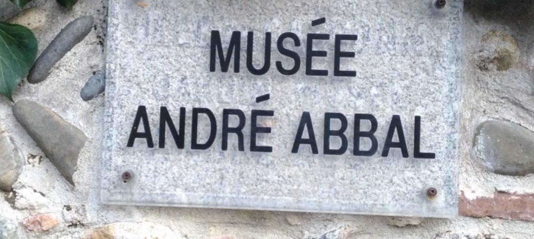 Les artistes au musée Abbal à Noé (31)
